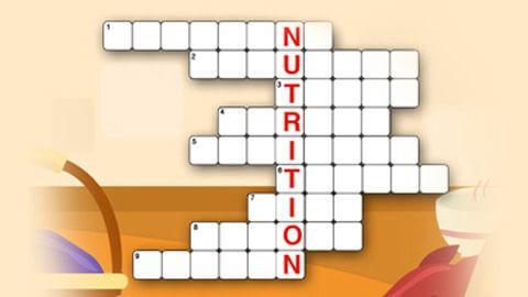 Filipino Food Crossword